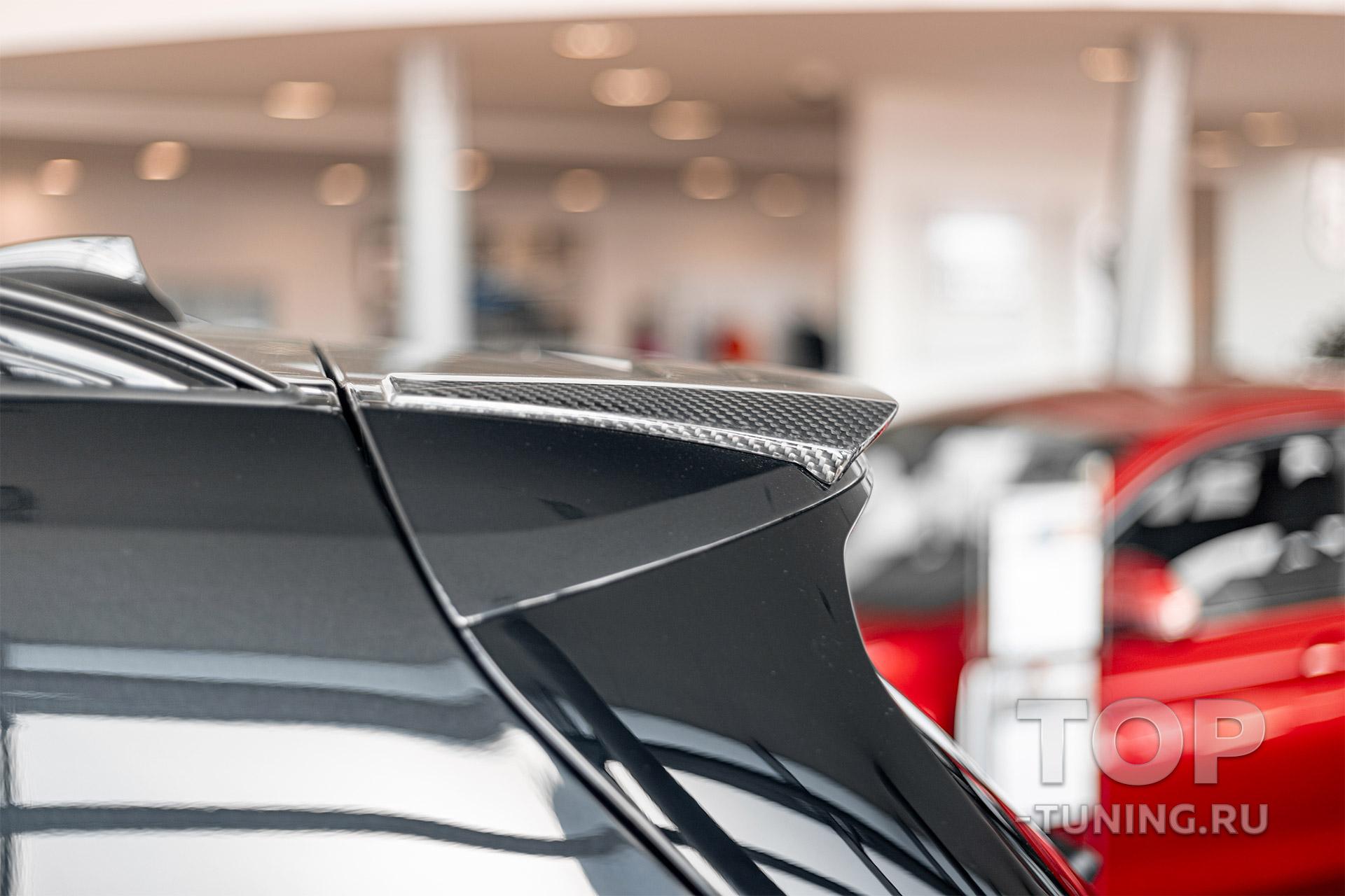 10210 Верхний спойлер Renegade для BMW X7 G07 2018+