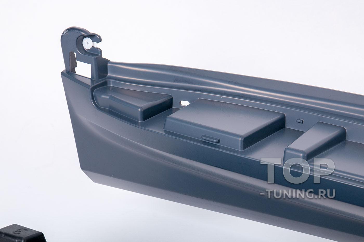 10269 Оригинальные алюминиевые пороги для BMW X7