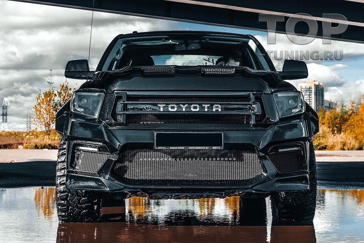 10322 Капот с воздухозаборниками Renegade для Toyota Tundra 2