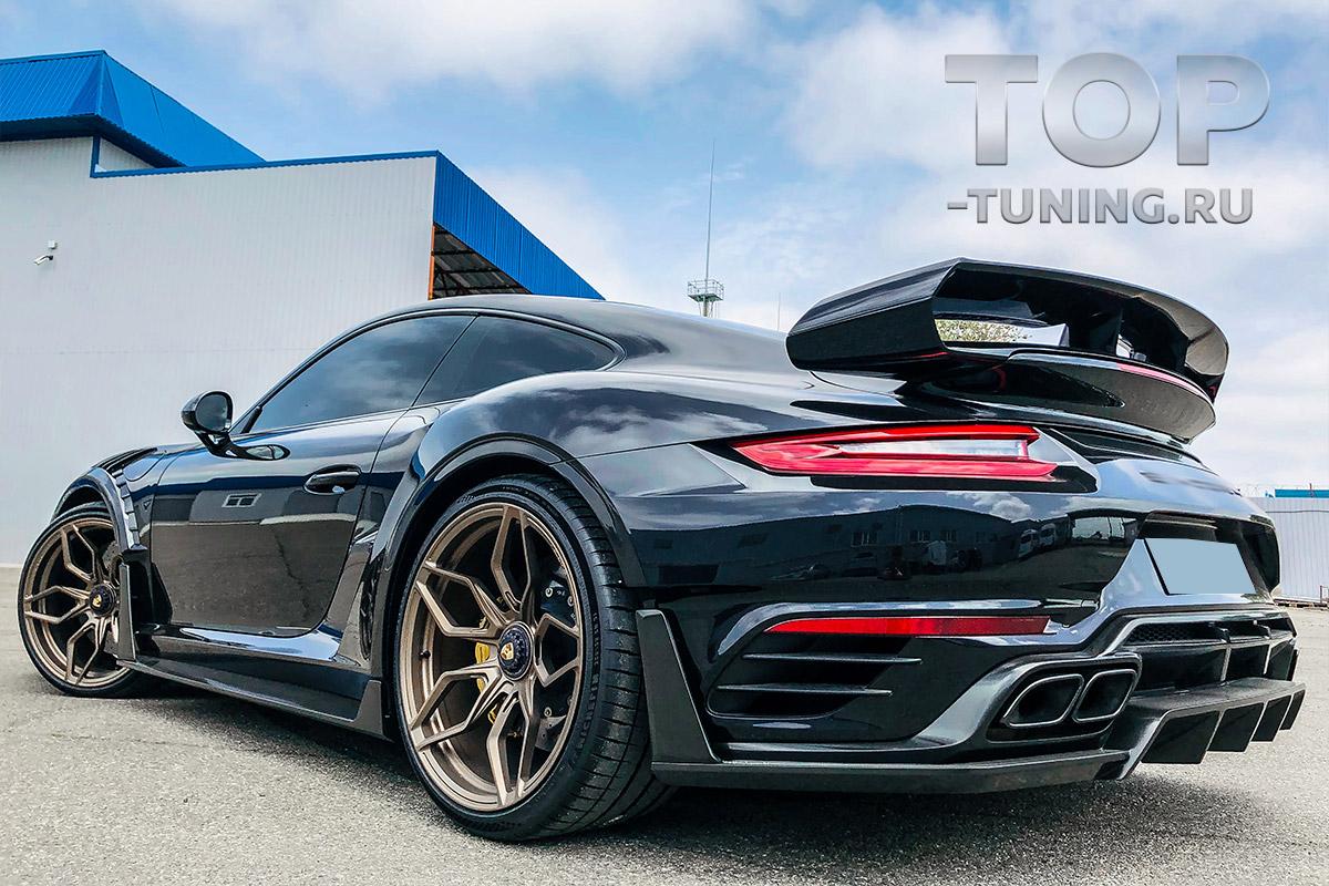 10348 Задний бампер Venom для Porsche 911 (991)