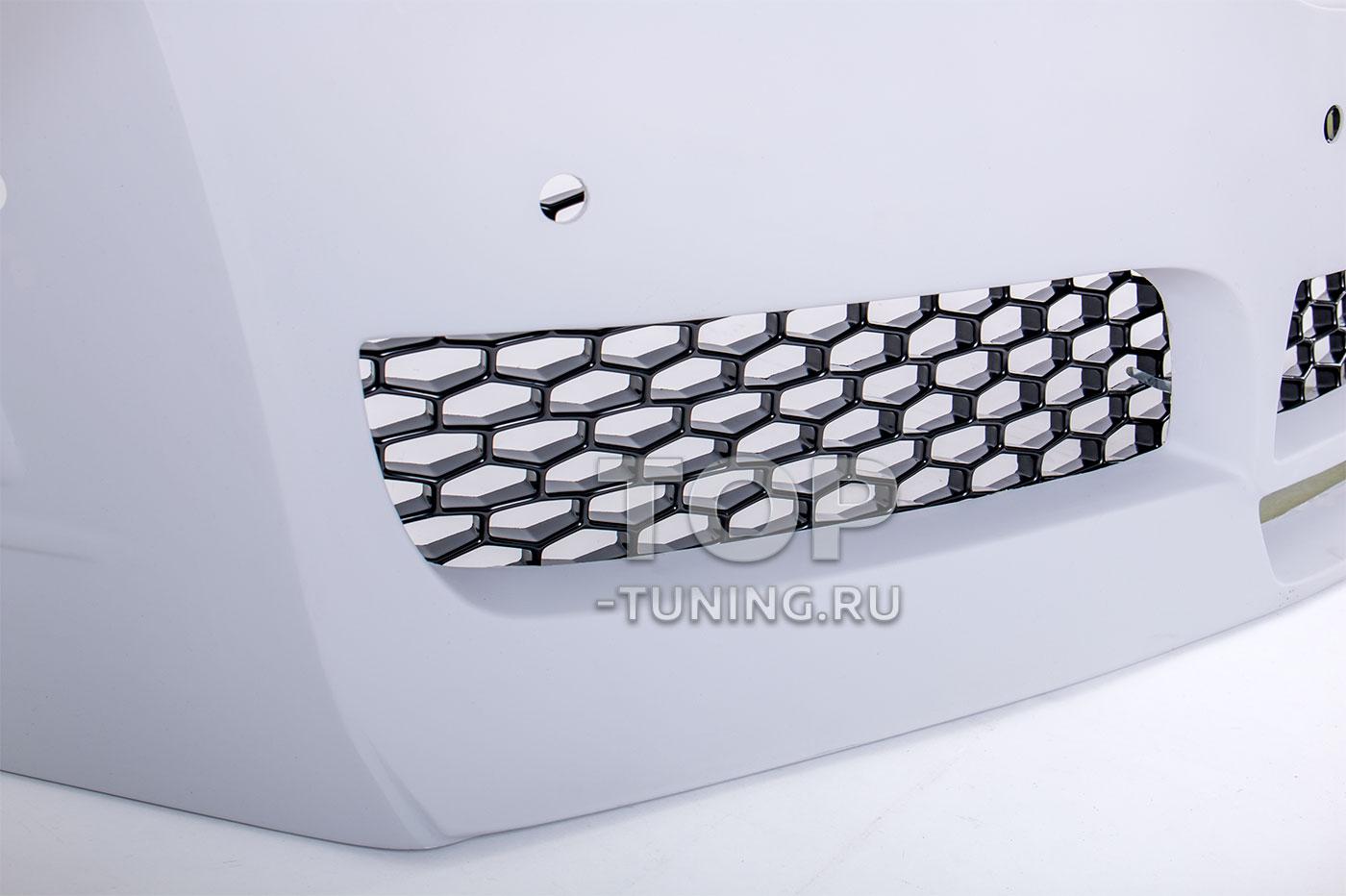 10493 Пластиковая тюнинг сетка GT-Line 120 x 55 см