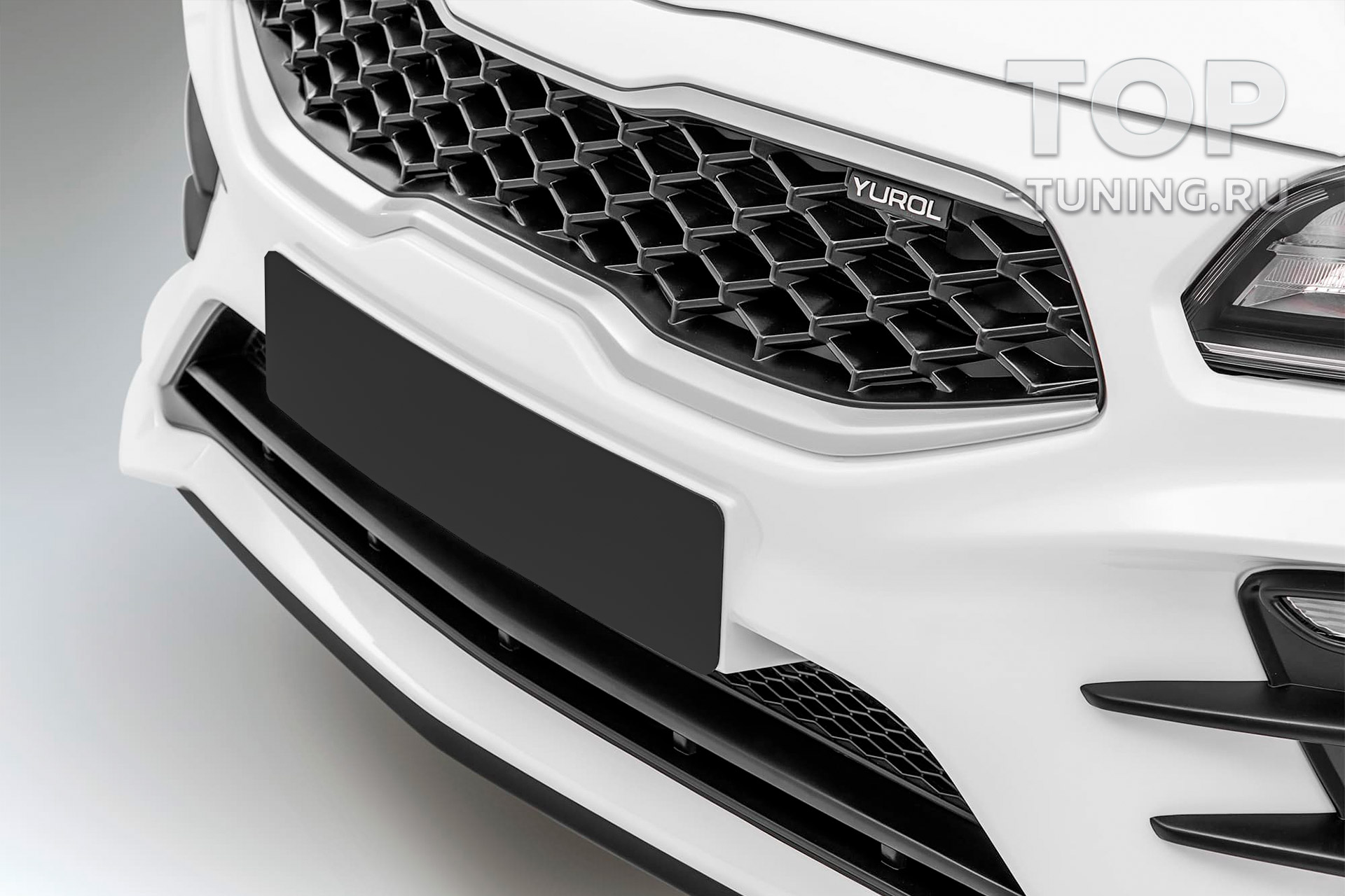 10755 Обвес Barracuda GT для Kia Rio 4