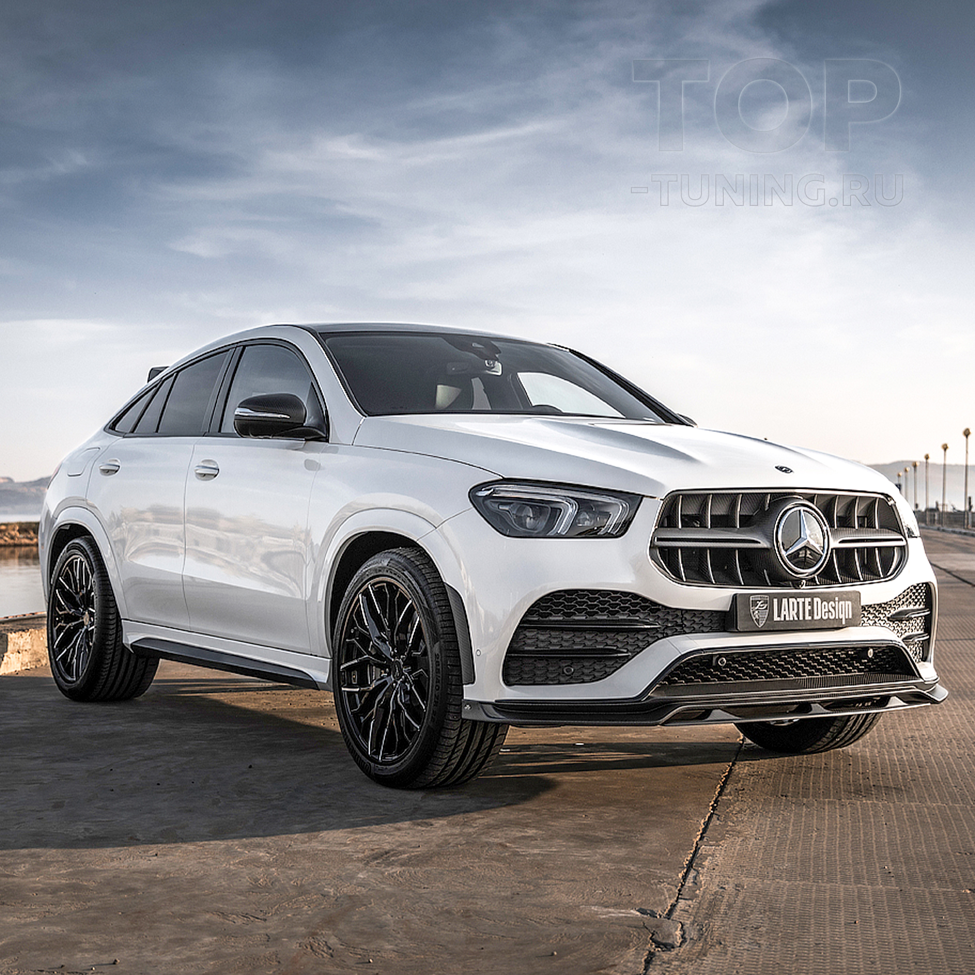 Обвес Winner Larte Design для Mercedes GLE Coupe