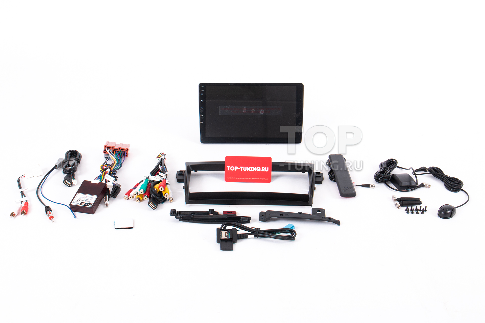 Магнитола S400 для тюнинга Мазда СХ-7 купить