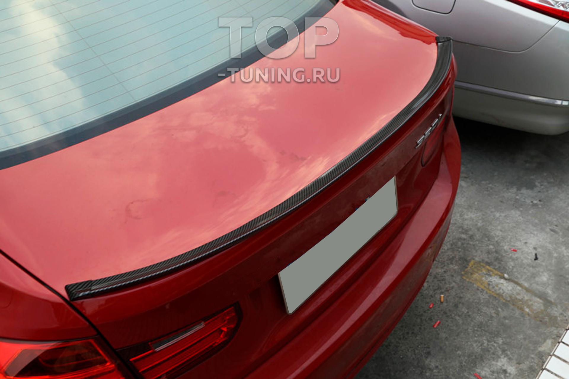 11034 Универсальный спойлер GT Carbon Style