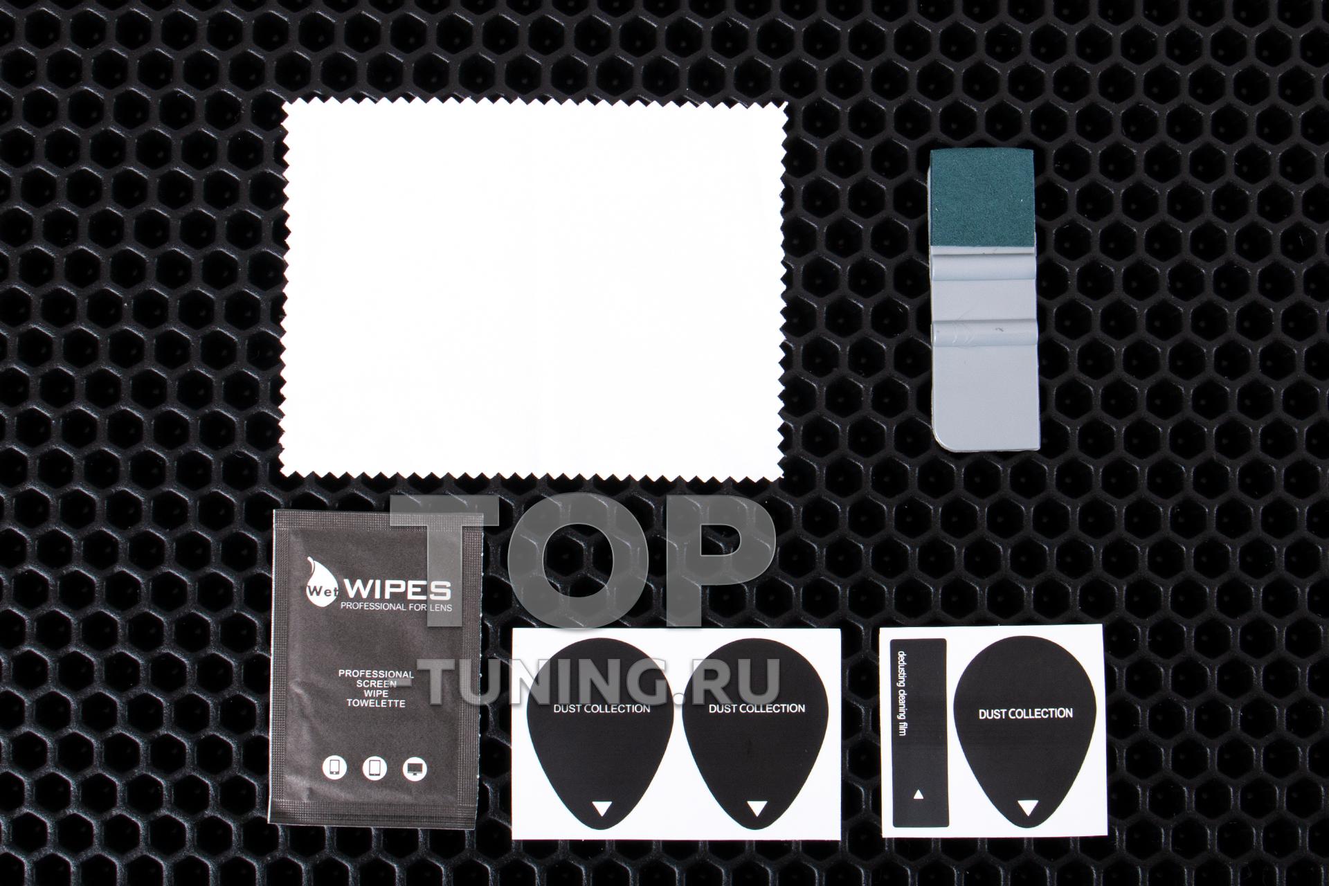 Защитные пленки для мультимедиа и приборной панели Ауди Q3
