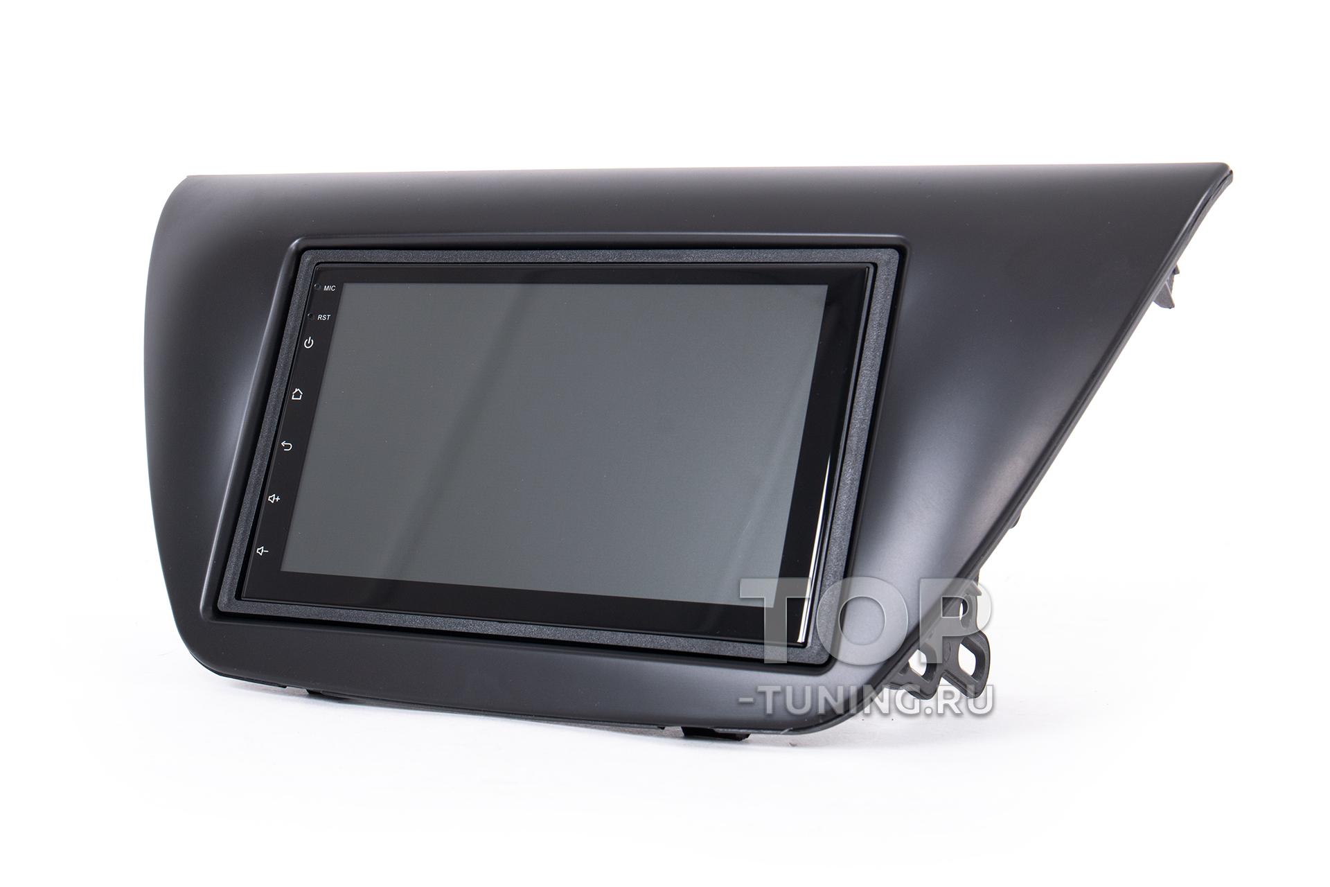 11121 Штатная магнитола для Mitsubishi Lancer IX R900
