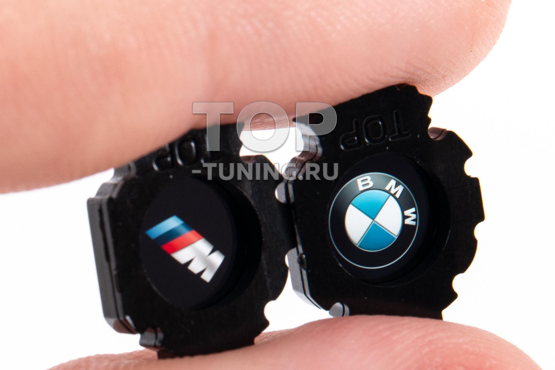 11726 Проекторы логотипа в двери BMW