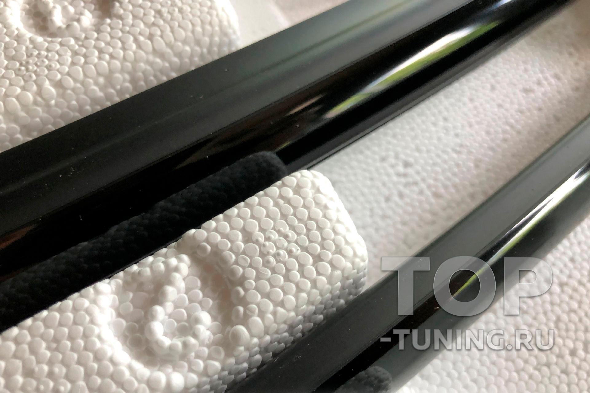 Оригинальные молдинги Piano Black для MINI Cooper F56 (2013+)