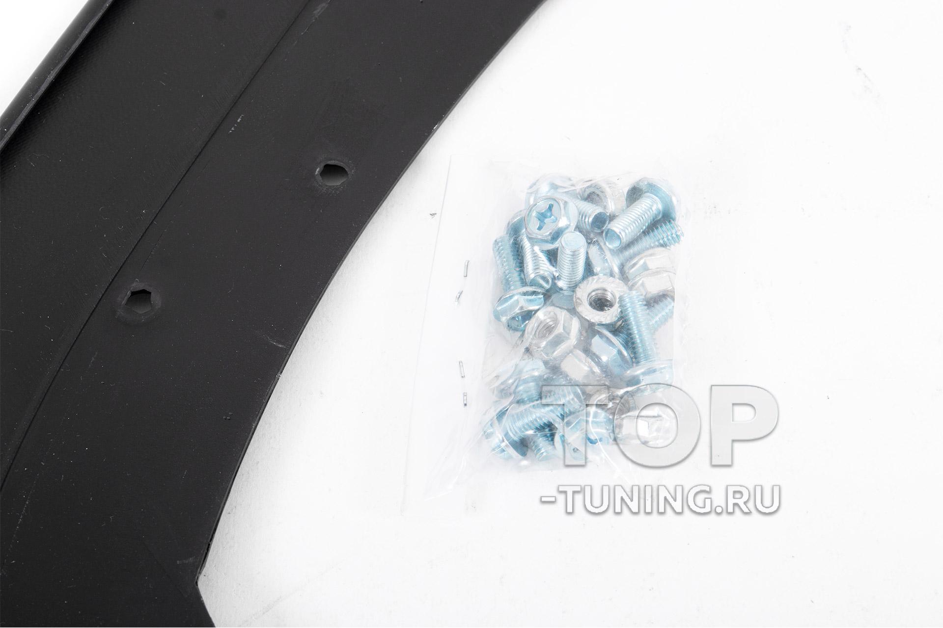 Элерон для переднего бампера М3 Стиль для БМВ 3 Ф30