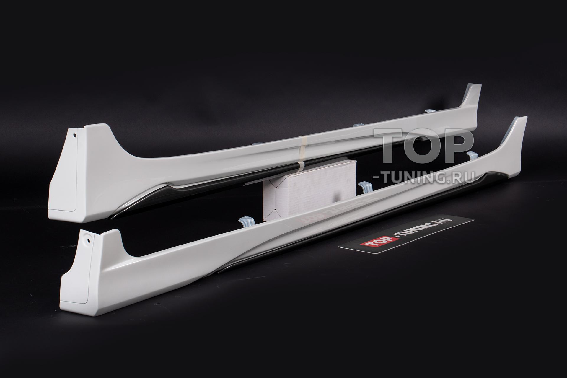 Аэродинамический обвес Моделиста для Тойота Камри 50