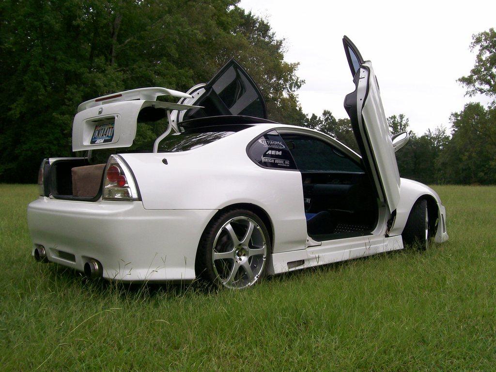 Тюнинг Honda Prelude 5