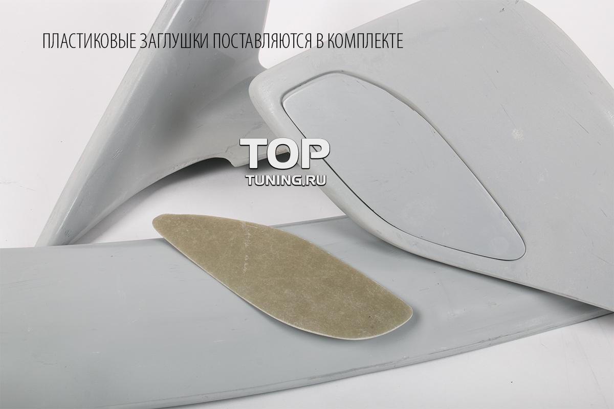 Спойлер на крышку багажника без стоп-сигнала - Обвес ТРД - Тюнинг Тойота Селика Т23