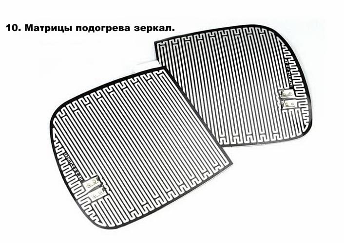 Система слепых зон своими руками
