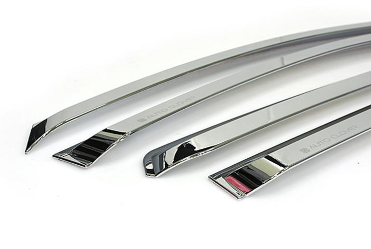 дефлекторы боковых окон для киа рио