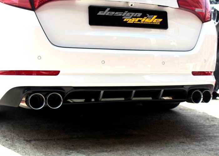 тюнинг Honda CR V