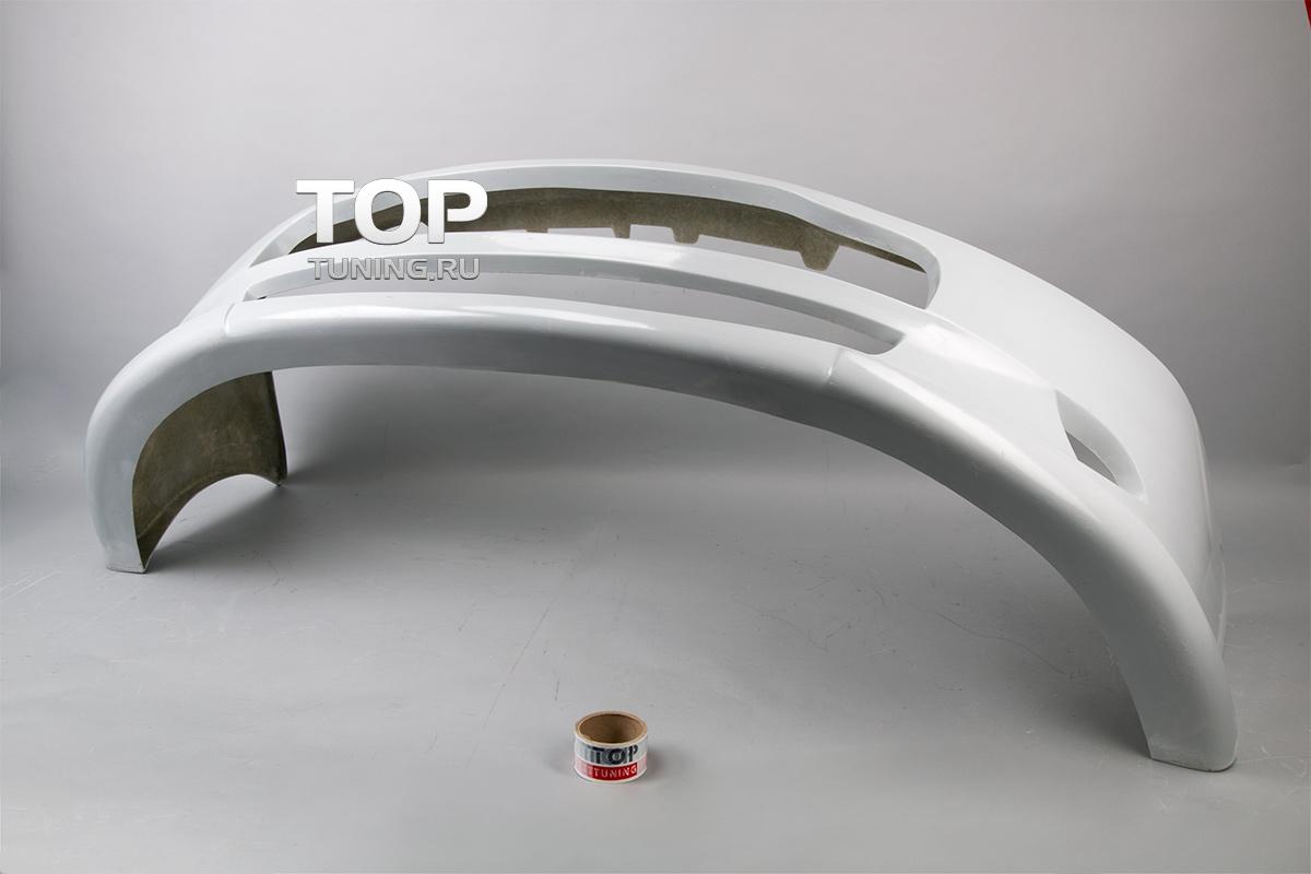 Передний бампер - Модель Астон - Тюнинг Хендай Купе (ТИБУРОН).