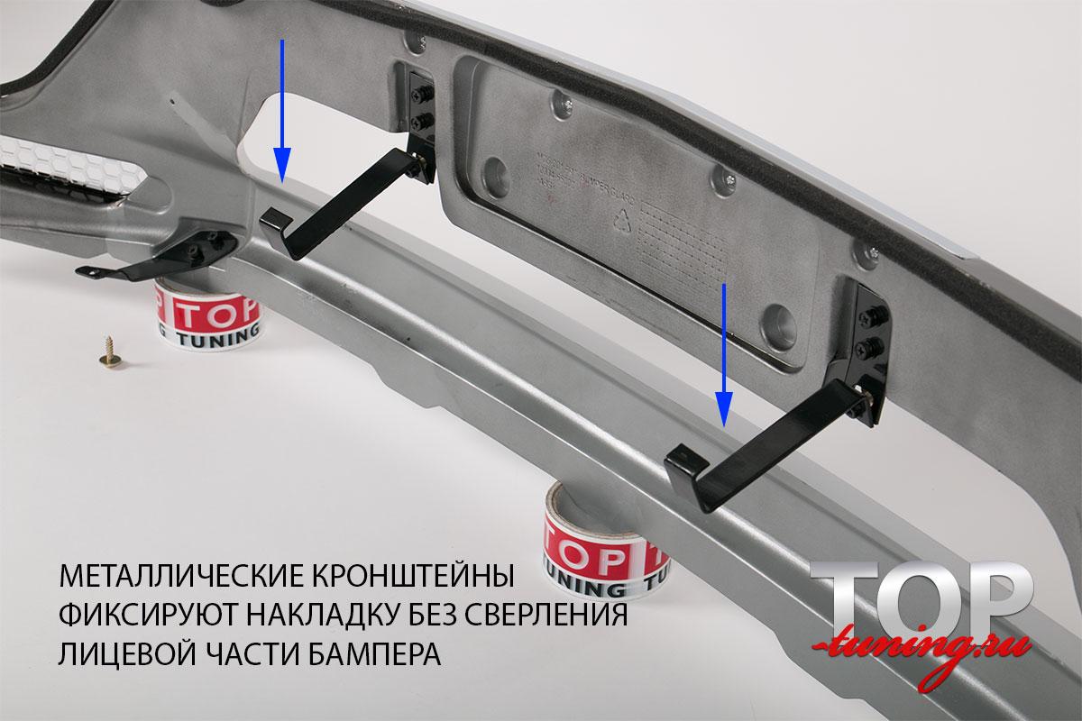 ОБВЕС GUARDIAN - КОМПЛЕКТ  ТЮНИНГ МАЗДА СХ-5 1 ПОКОЛЕНИЕ (2011-2017)