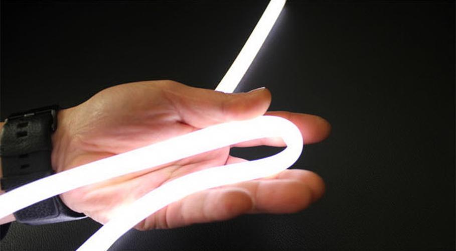 Светодиодная лента в трубке своими руками 2