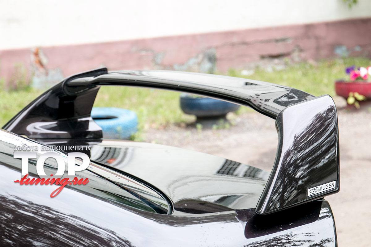 4393 Спойлер крышки багажника Mugen ABS на Honda Accord 7