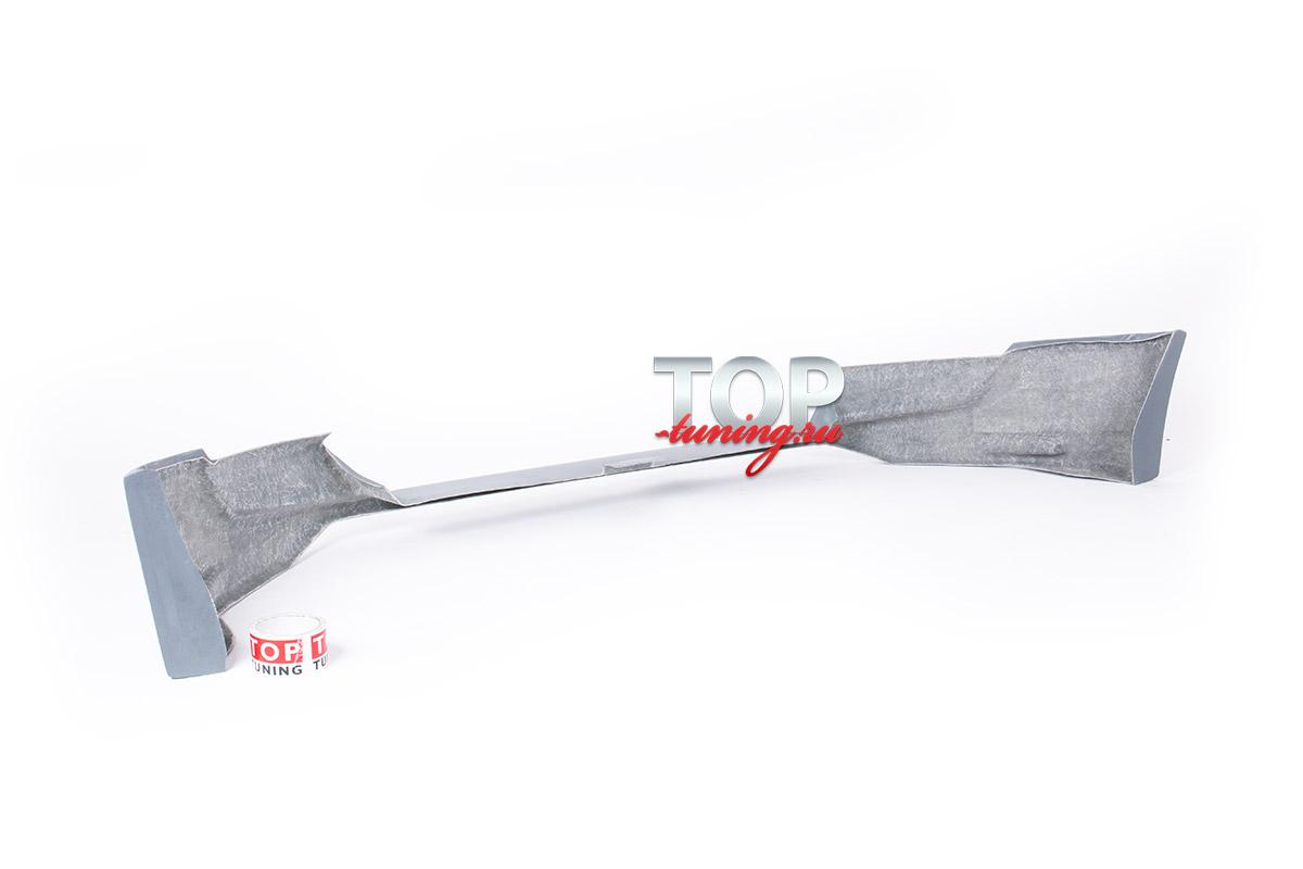 4428 Накладка на передний бампер Zest на Kia Sportage 3 (III)