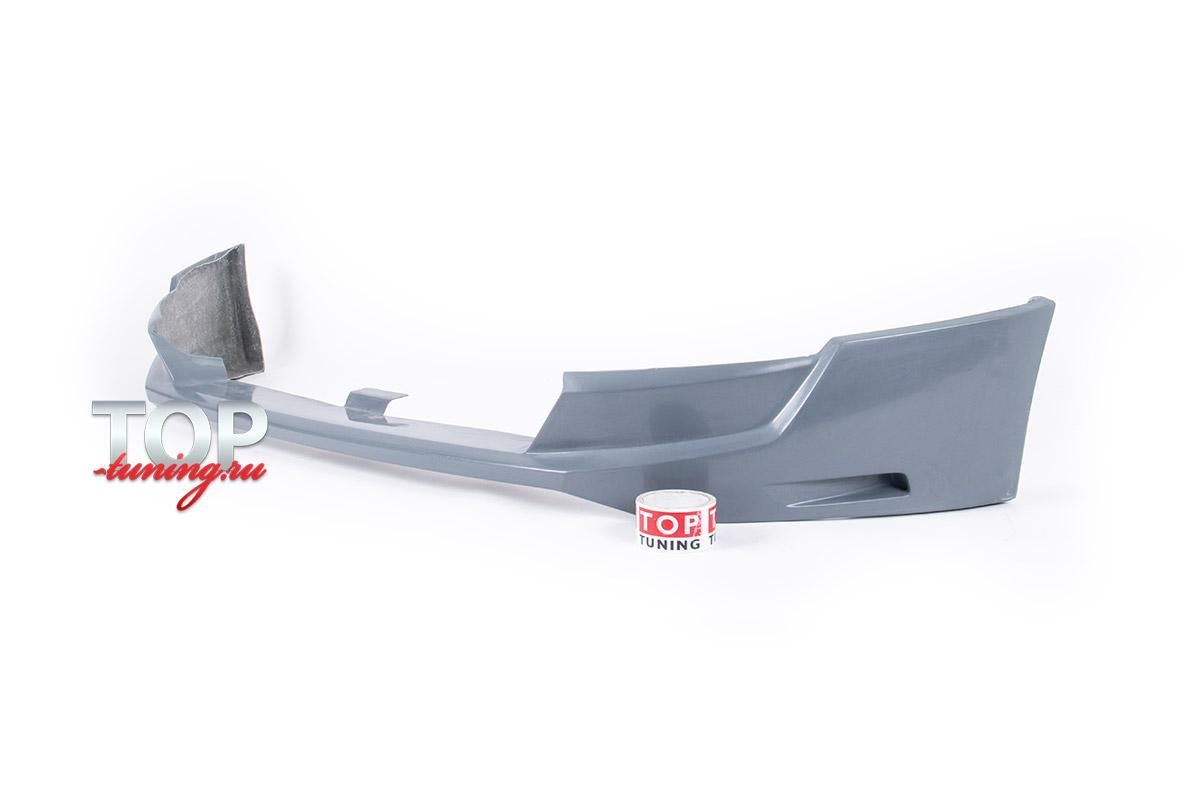 Юбка на передний бампер - Модель Zest - Тюнинг Киа Спортейдж 3 (III)