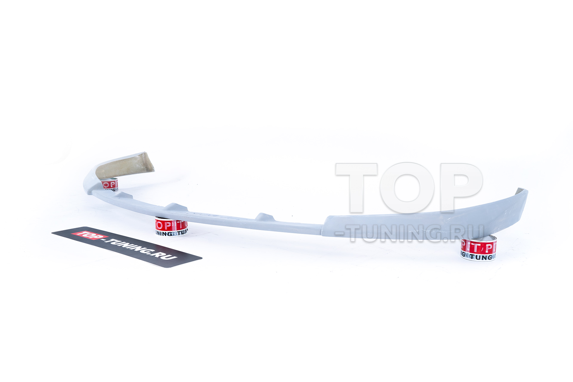 4463 Накладка на передний бампер NEFD Design Lite на Kia Cerato 2