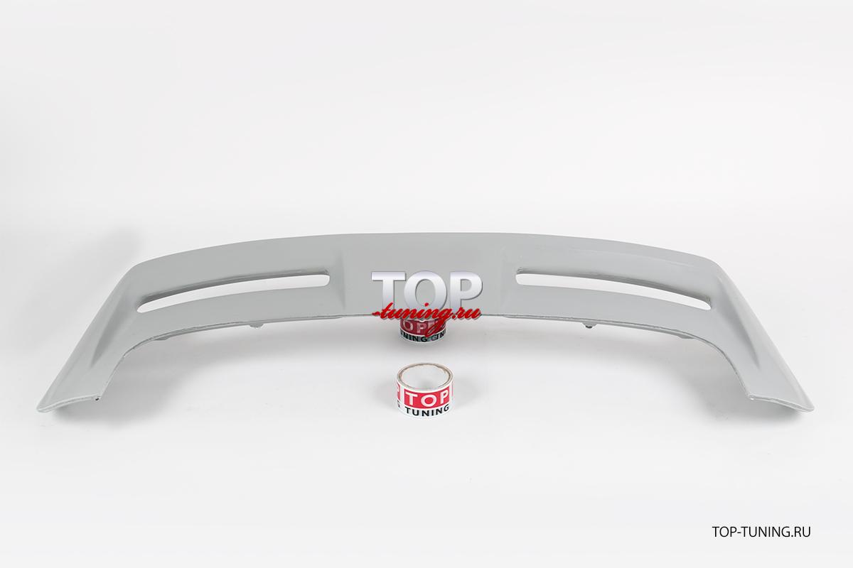 Спойлер на крышку багажника - Обвес ST - Тюнинг Форд Фокус 3