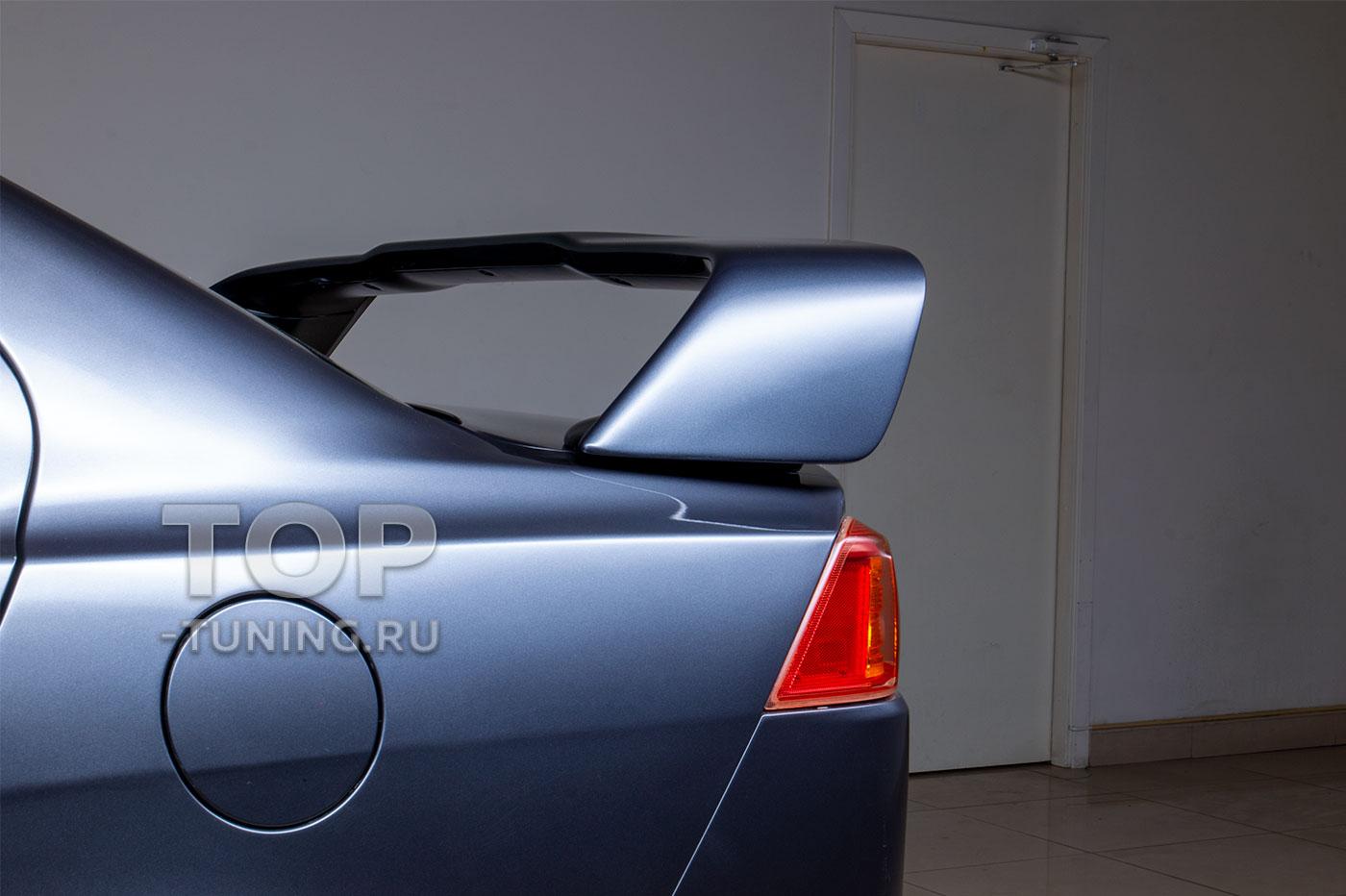 4582 Спойлер Evolution (ABS) на Mitsubishi Lancer 10 (X)