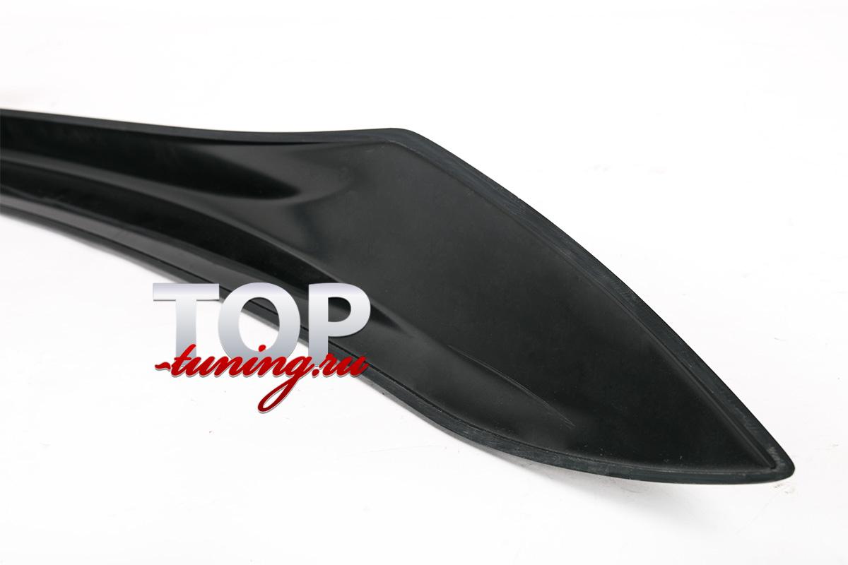 Нижний спойлер на крышку багажника FERZ - Тюнинг Infiniti FX 2 (35,37,50)