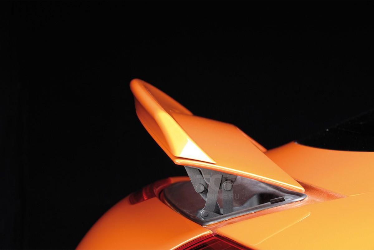 Спойлер крышки багажника  - Обвес Rieger для Ауди ТТ (новый).
