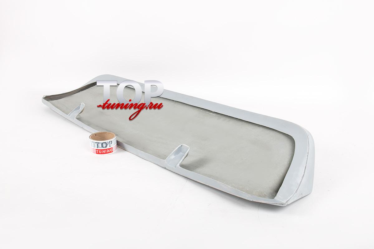 4814 Диффузор заднего бампера SRS-Tec на BMW X6 E71