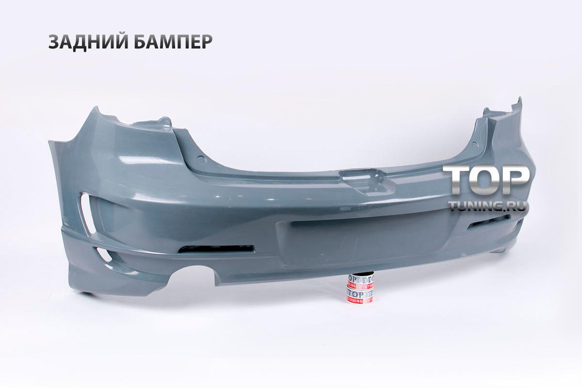 Тюнинг Мазда 3 Хэтчбек (5дв.) - Аэродинамический обвес Panther (ASC Magnum).
