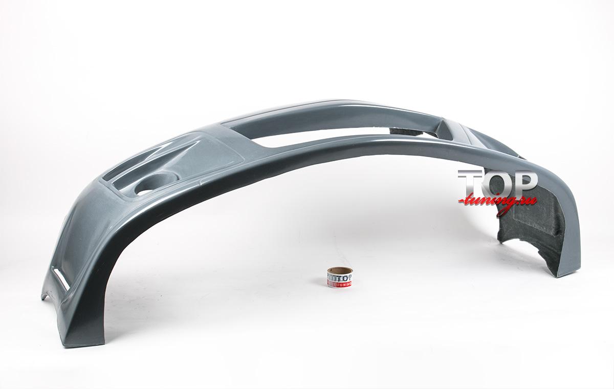 4949 Передний бампер AutoExe на Mazda 3 BK