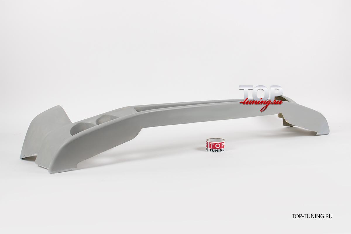 Тюнинг Мерседес G-Class (рестайлинг) - Юбка переднего бампера BRB