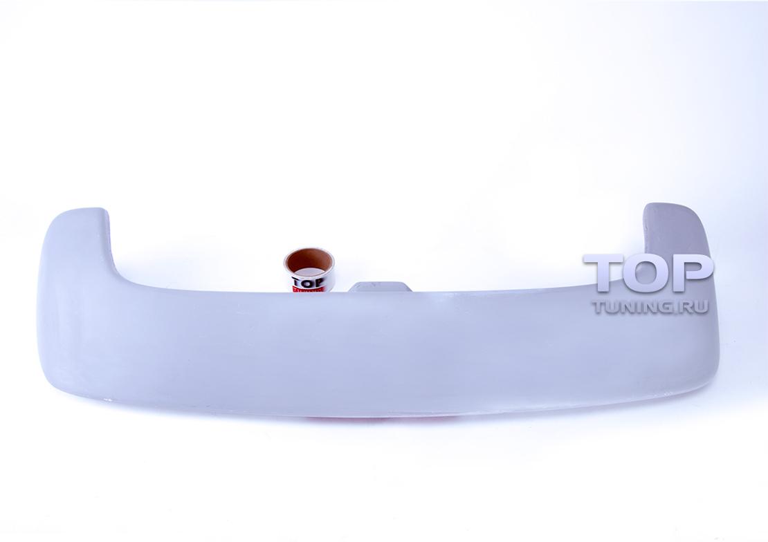 Высокий спойлер крышки багажника Мazdaspeed - Тюнинг MPS - Мазда 3 Хэтчбек.