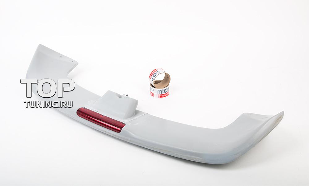 4977 Высокий спойлер с стоп-сигналом MPS Mazdaspeed на Mazda 3 BK