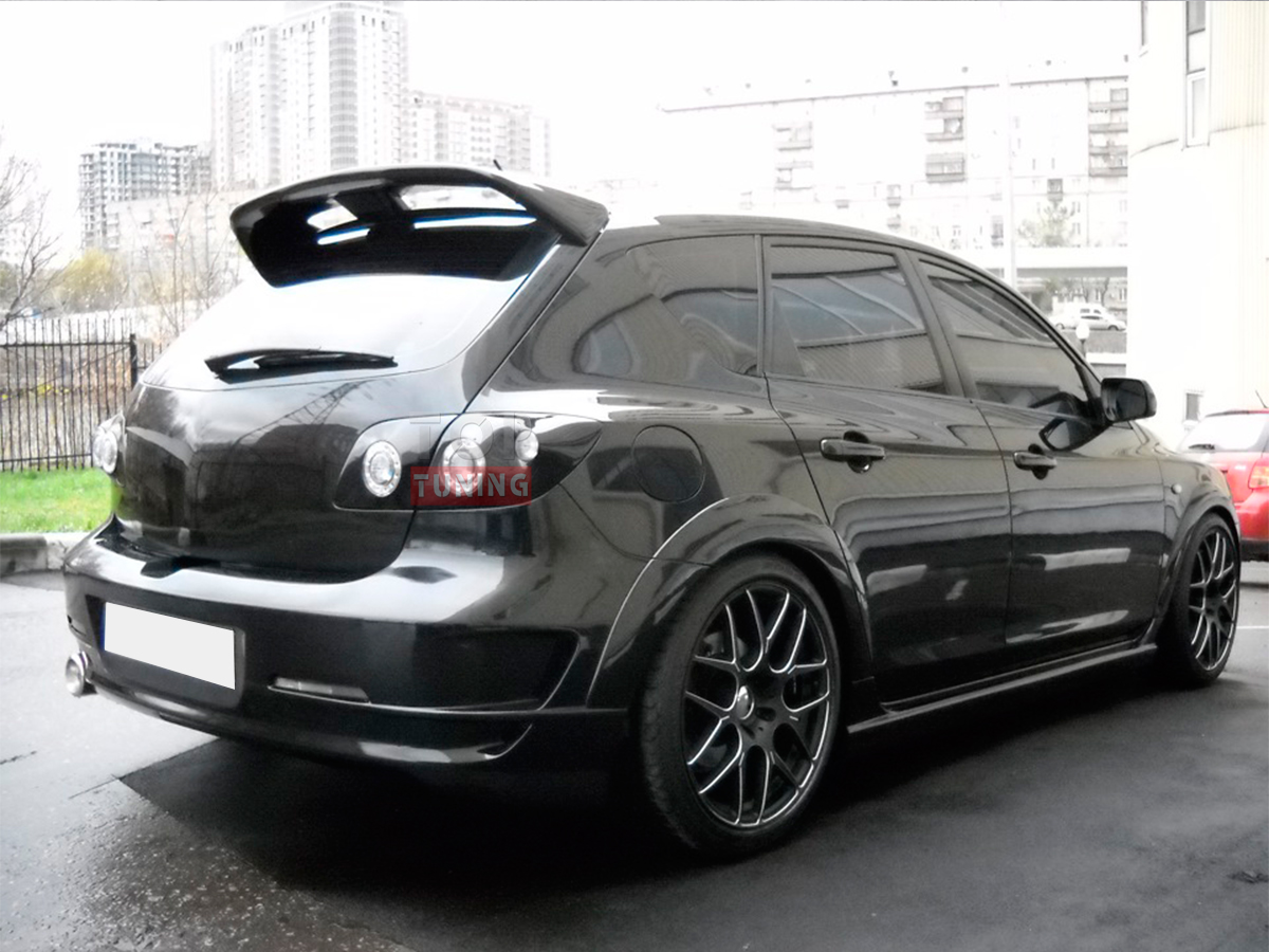 mps mazdaspeed mazda 3 bk. Black Bedroom Furniture Sets. Home Design Ideas