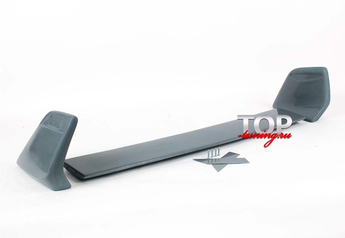 4988 Высокий спойлер Evolution Style FIBER на Mitsubishi Lancer 9 (IX)