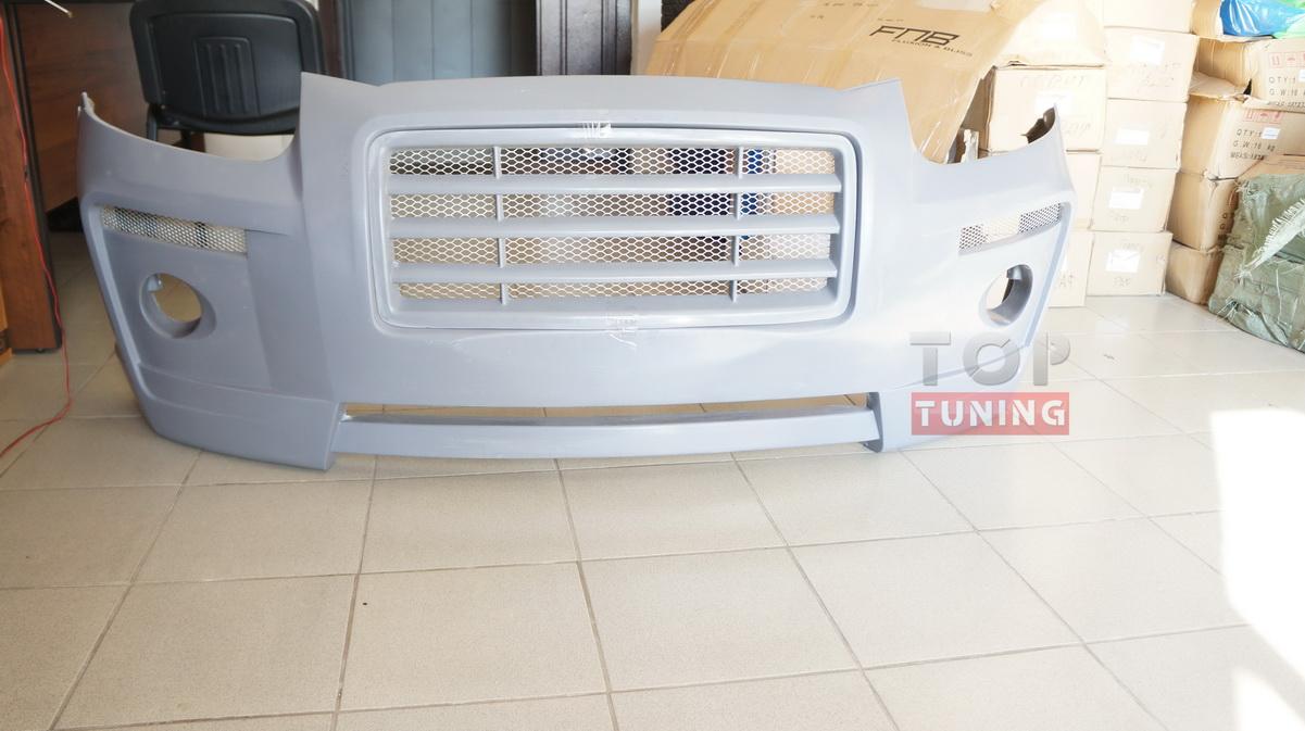 Тюнинг Hyundai Santa Fe 2 - Решетка радиатора Bliss Razor.