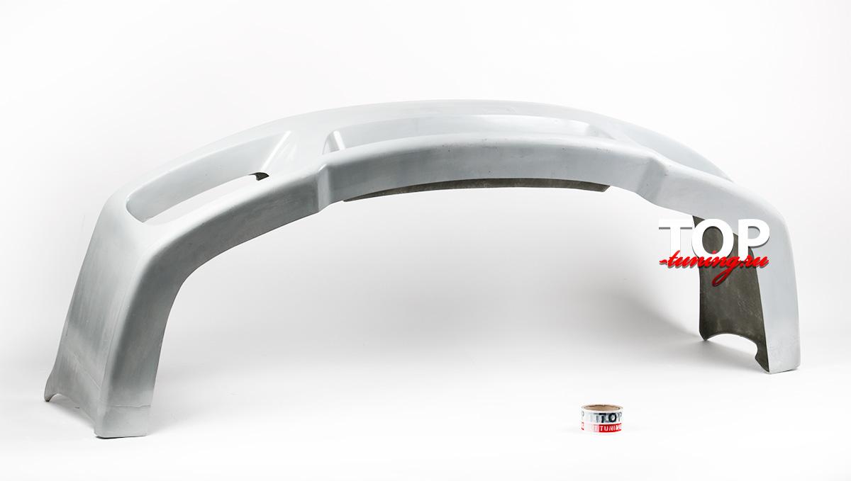 Передний бампер - Обвес Gialla Corsa для Subaru Legacy.