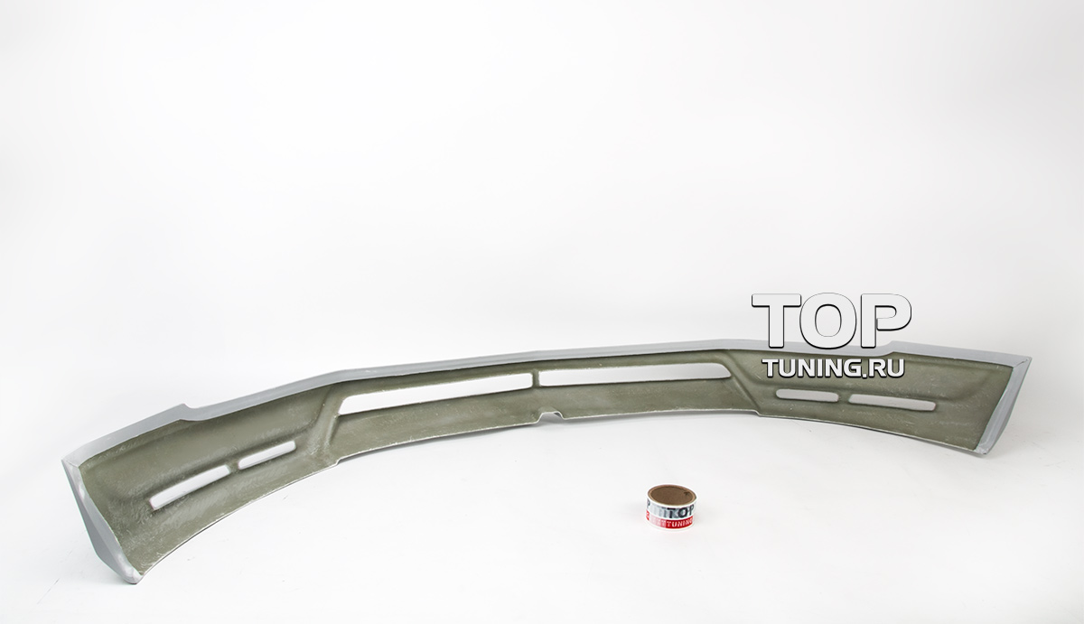 5140 Юбка переднего бампера MZ Speed Luv Line на Cadillac SRX 2