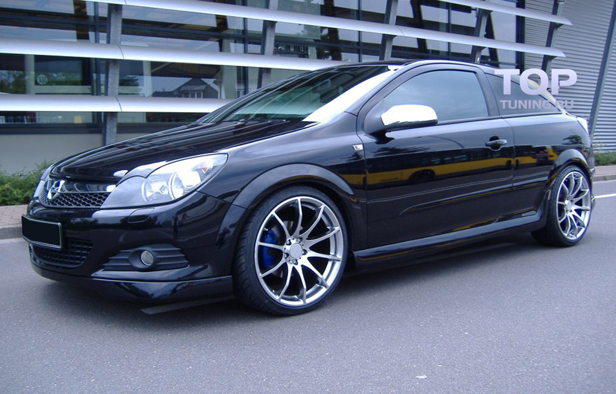 Opc opel astra h gtc for Interieur astra h opc