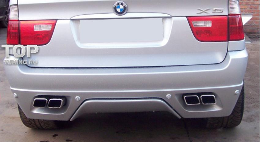 регулировка дорожного просвета на BMW x5 e53