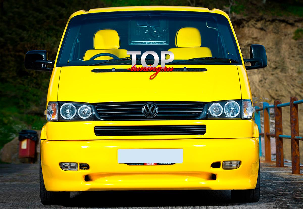 5394 Передний бампер Arts на VW Transporter T4