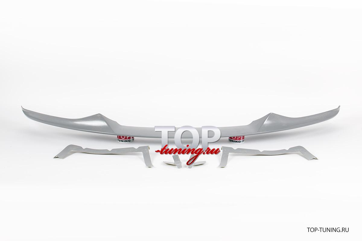 Тюнинг БМВ Х5 (Ф15) - Сплиттер переднего бампера Performance. Сплиттер устанавливается только на BMW F15 в обвесе M-Sport.