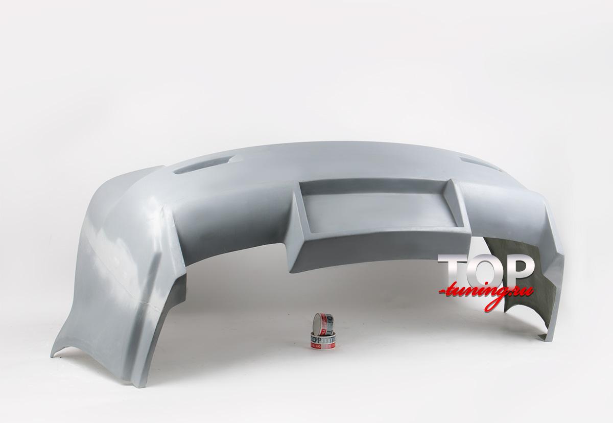 544 Задний бампер - Обвес Evo на Mitsubishi Lancer 10 (X)