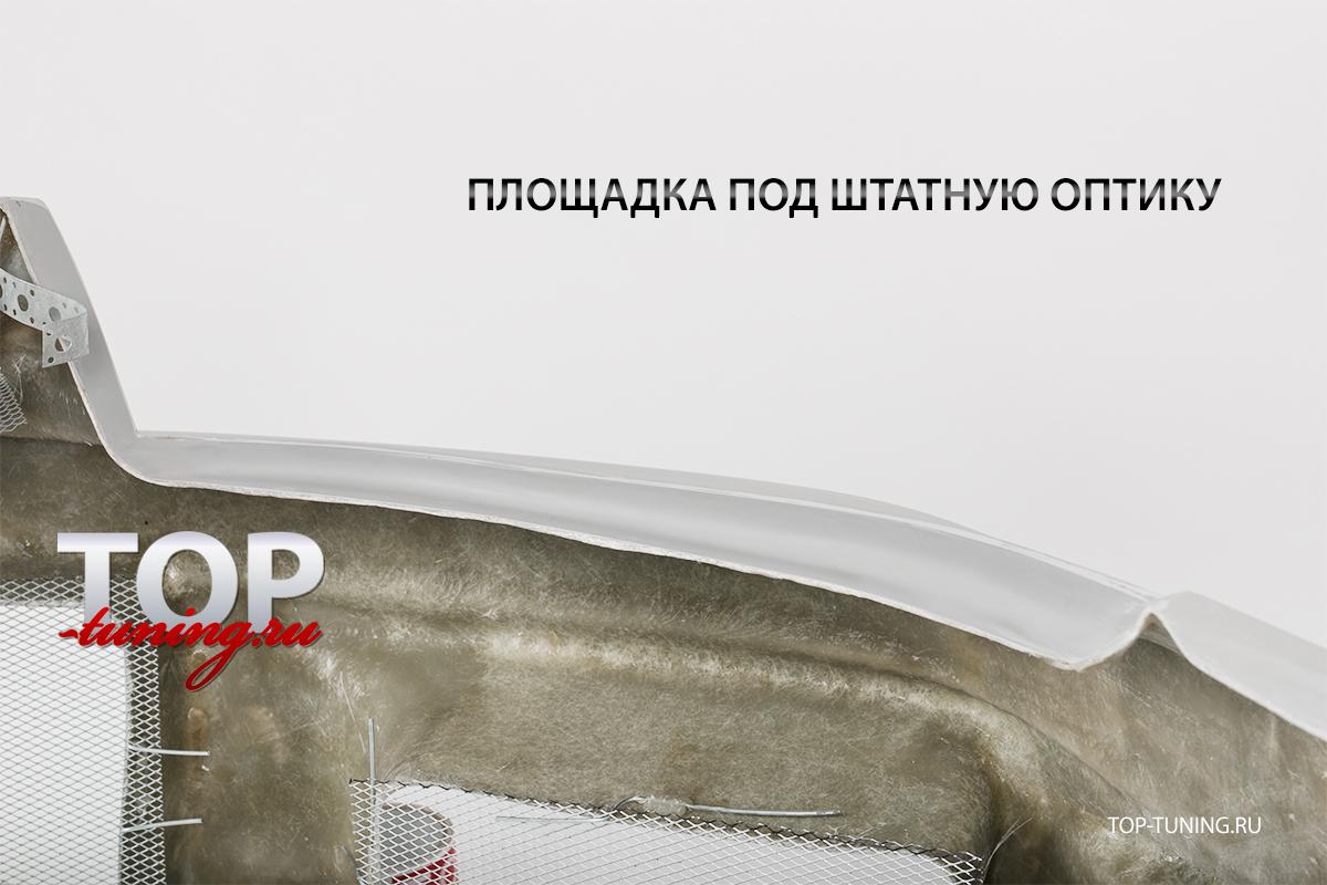 ПЕРЕДНИЙ БАМПЕР - ОБВЕС САЙБЕР 2.0 ТЮНИНГ МИТСУБИСИ ГАЛАНТ 8 (АМЕРИКАНСКАЯ СБОРКА / GALANT ES, 1996 - 2004)
