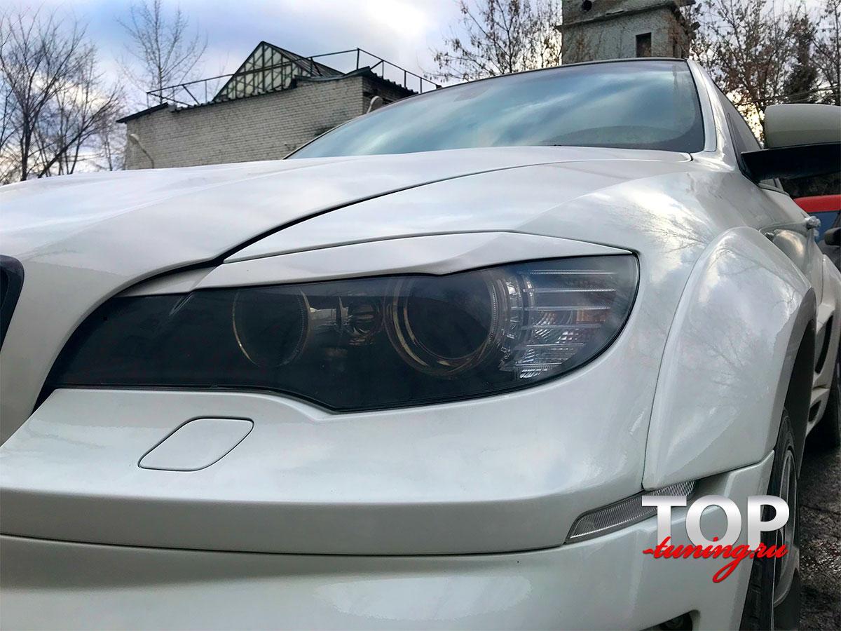 5520 Тюнинг - Реснички Power на BMW X6 E71