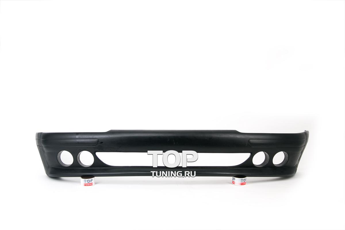 5580 Юбка переднего бампера Brabus на Mercedes ML 163